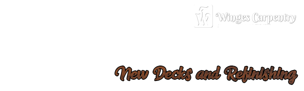 New Decks | New Decks and Deck Refinishing