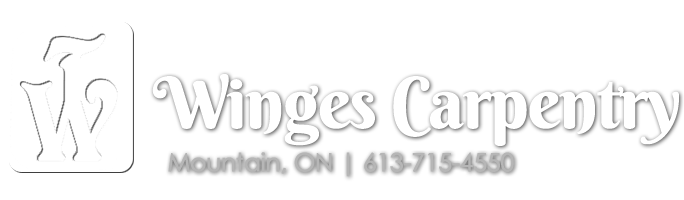 Winges Carpentry Logo