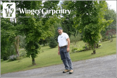 Tim Winges | Master Carpentry